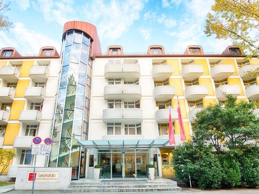 慕尼黑雷奧納多酒店與公寓 - 慕尼黑 - 建築