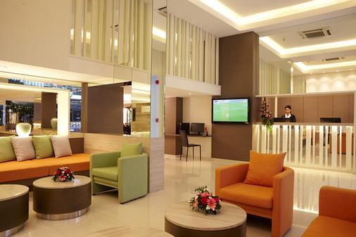 市角酒店 - 曼谷 - 大廳