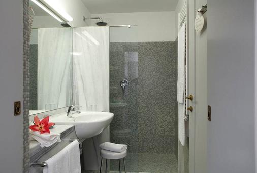 Hotel Bisanzio - Venetsia - Kylpyhuone