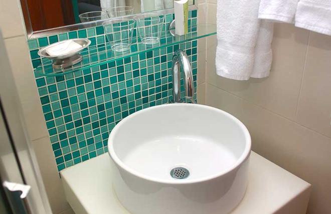 Numero Uno Beach House - San Juan - Phòng tắm