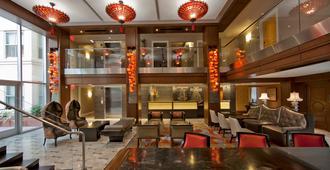 Morrison Clark Hotel - Washington - Lobby