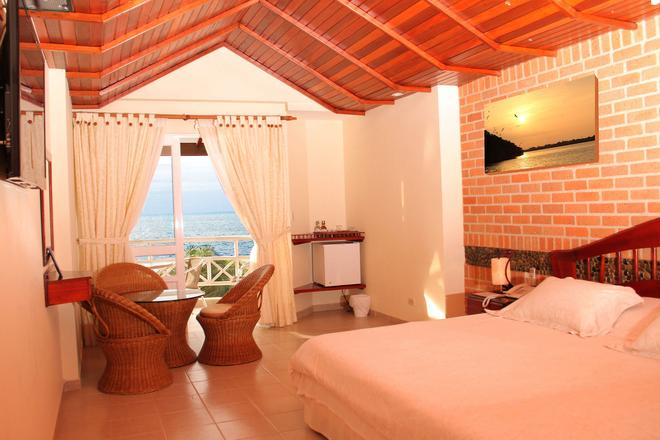 Complejo Hotelero Los Corales - Tumaco - Bedroom