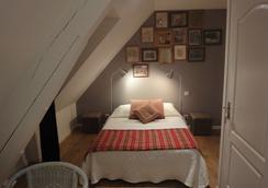 La Maison : indépendance&autonomie - Les Eyzies-de-Tayac-Sireuil - Schlafzimmer