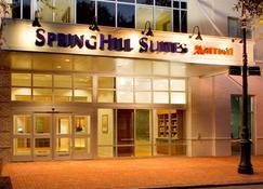 SpringHill Suites by Marriott Savannah Downtown/Historic District - Savannah - Rakennus
