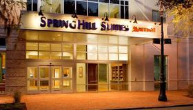 Springhill Suites Savannah Downtown / Historic District - Savannah - Edificio