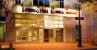 Springhill Suites Savannah Downtown / Historic District - Savannah - Building