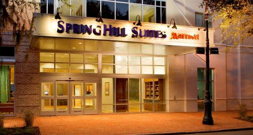 SpringHill Suites by Marriott Savannah Downtown/Historic District - Savannah - Edifício