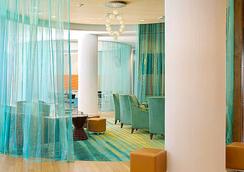 SpringHill Suites by Marriott Savannah Downtown/Historic District - Savannah - Lounge