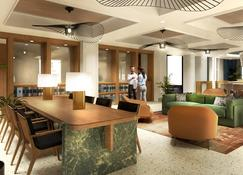 聖瑞吉酒店 - 底特律 - 底特律 - 大廳