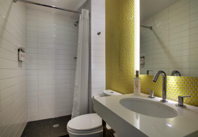 華盛頓特區波德飯店 - 華盛頓 - 浴室