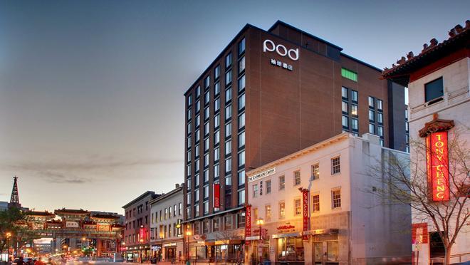 Pod DC - Ουάσιγκτον - Κτίριο