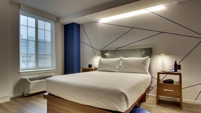 華盛頓特區波德飯店 - 華盛頓 - 臥室