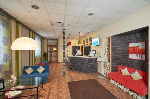 Marmelade Hotel - Perm - Lobby