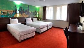 Xo Hotels Van Gogh - Amsterdam - Bedroom