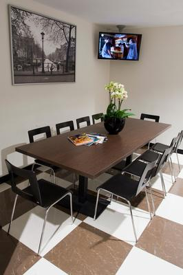 Xo Hotels Van Gogh - Amsterdam - Dining room