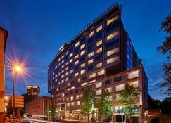 Hilton Frankfurt City Centre - Frankfurt - Bygning