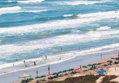 Isla Grand Beach Resort - Đảo Nam Padre - Bãi biển