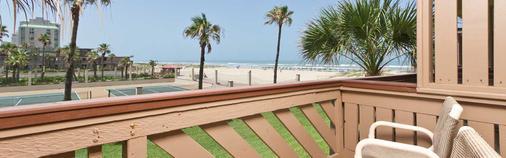 Isla Grand Beach Resort - Đảo Nam Padre - Ban công