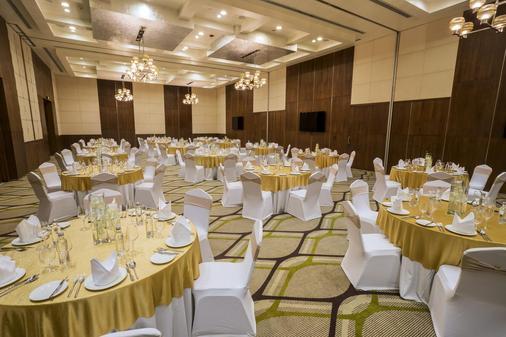 Hilton Garden Inn Trivandrum - Thiruvananthapuram - Banquet hall