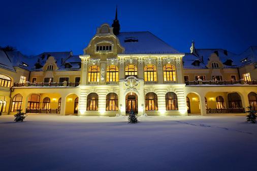 Rübezahl-Marienbad Schloss Wellness Hotel - Mariánské Lázně - Toà nhà