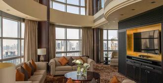 Jumeirah Emirates Towers - Dubai - Living room