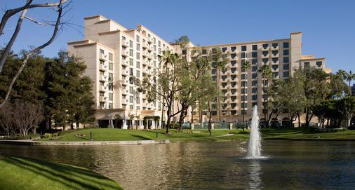 Costa Mesa Marriott - Costa Mesa - Building