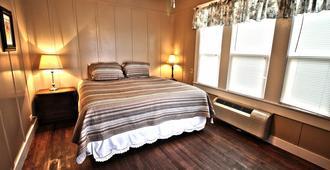 Peach Tree Inn & Suites - Fredericksburg - Phòng ngủ