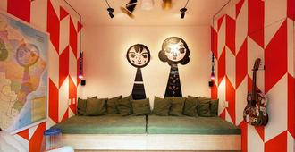 Ô de Casa Hostel - סאו פאולו - חדר שינה