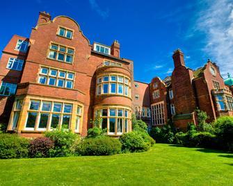 Best Western Plus Burlington Hotel - Folkestone - Building