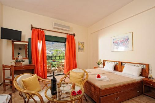 Erofili Apartments - Hersonissos - Phòng ngủ