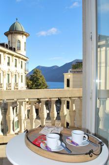 Lugano Center Guesthouse - Lugano - Parveke