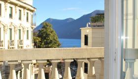 Lugano Center Guesthouse - Lugano - Balcón