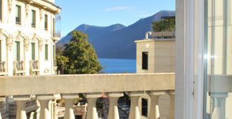 Lugano Center Guesthouse - Lugano - Balcony
