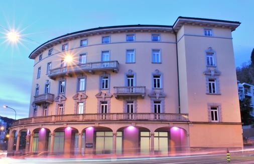 Lugano Center Guesthouse - Lugano - Rakennus