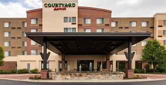 Courtyard by Marriott Chicago Schaumburg/Woodfield Mall - Schaumburg - Building