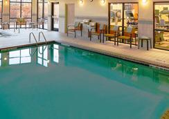Courtyard by Marriott Chicago Schaumburg/Woodfield Mall - Schaumburg - Pool