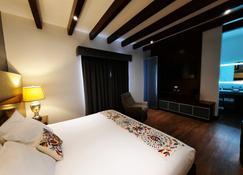 Casa San Miguel Hotel Boutique y Spa - Zacatlán - Bedroom