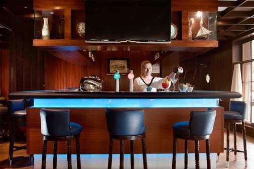 Hotel Admiral - Λουγκάνο - Bar