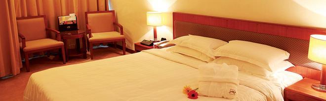 Metropark Hotel Macau - Macau - Bedroom