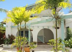 Paradise Inn - Rarotonga - Gebouw