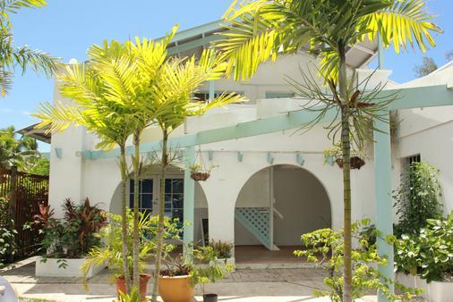 Paradise Inn - Rarotonga - Rakennus
