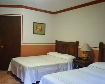 Hotel Posada San Jerónimo - Coatepec - Schlafzimmer