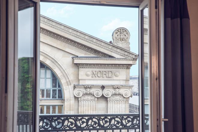Timhotel Paris Gare Du Nord - París - Vista del exterior