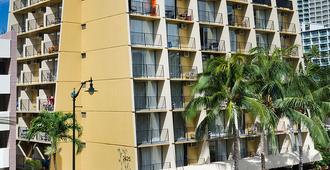 Aqua Bamboo Waikiki - Honolulu - Toà nhà