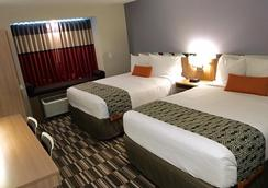 Microtel Inn And Suites by Wyndham Monahans - Monahans - Schlafzimmer
