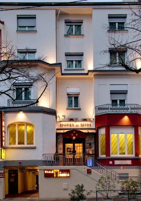 Hotel Du Midi - Saint-Étienne - Rakennus
