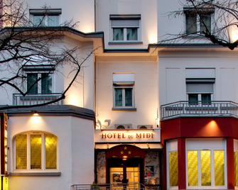 Hotel Du Midi - Сент-Этьен - Здание