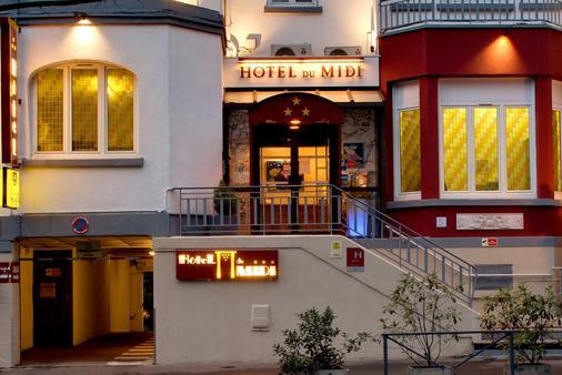 Hotel Du Midi - Saint-Étienne - Building