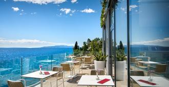 Hotel Istra - Opatija - Balcón