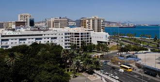 帕爾庫酒店 - 大加那利島拉斯帕爾瑪斯 - 拉斯帕爾馬斯 - 室外景